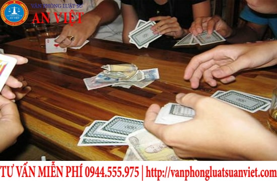 đánh bạc ăn tiền sẽ bị xử lý hình sự như thế nào