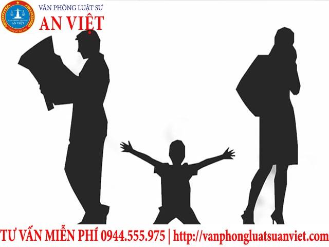hỗ trợ tranh quyền nuôi con sau khi ly hôn