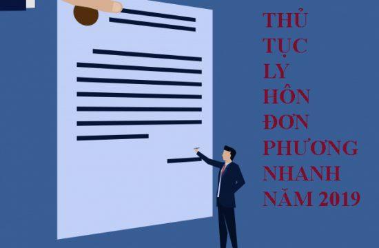 Thủ tục ly hôn đơn phương nhanh nhất năm 2019 - Văn phòng Luật sư An Việt