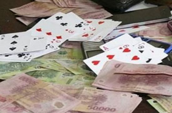 tội đánh bạc xử lý theo quy định pháp luật